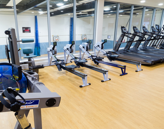 Langside Campus Fitness Suite