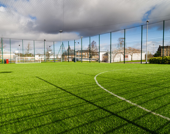 Langside Campus Five A Side Football Pitch