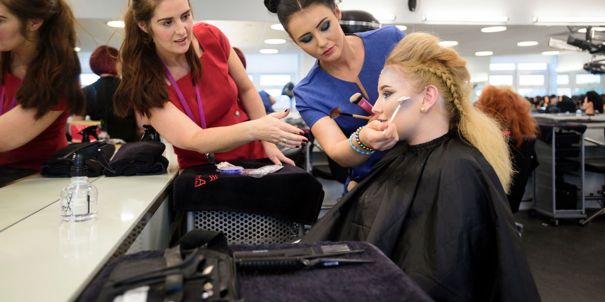 NC BEAUTY CARE AND MAKEUP (LEVEL 6)