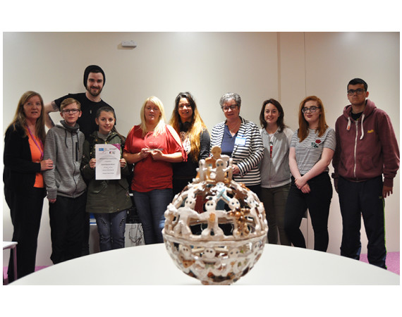 Glasgow Clyde College Students Take Top Prize At Embracing Diversity Competition