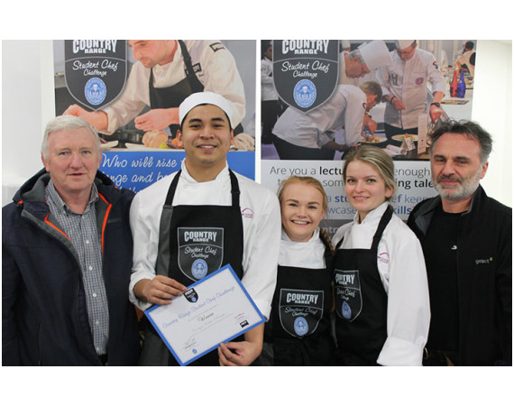 Professional Cookery Students Through To Finals Of Country Range Competition