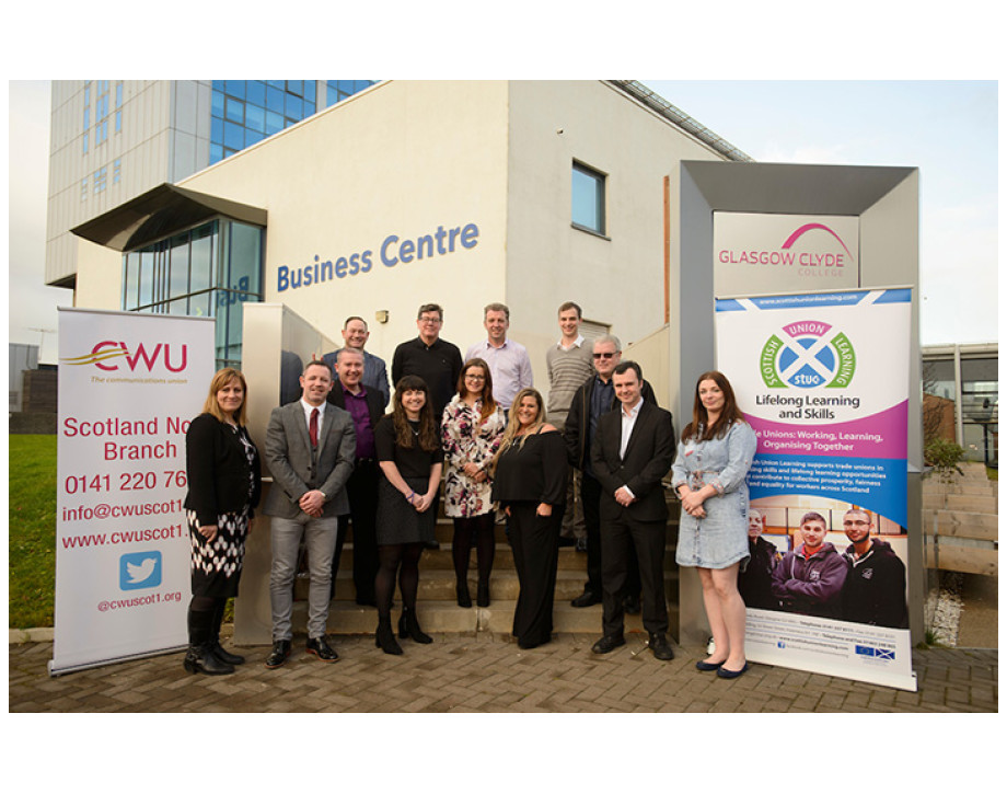CWU Members Complete CISCO CCNA Qualification