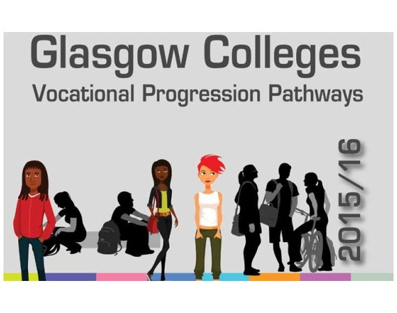 Glasgow Colleges Progression Pathways Logo