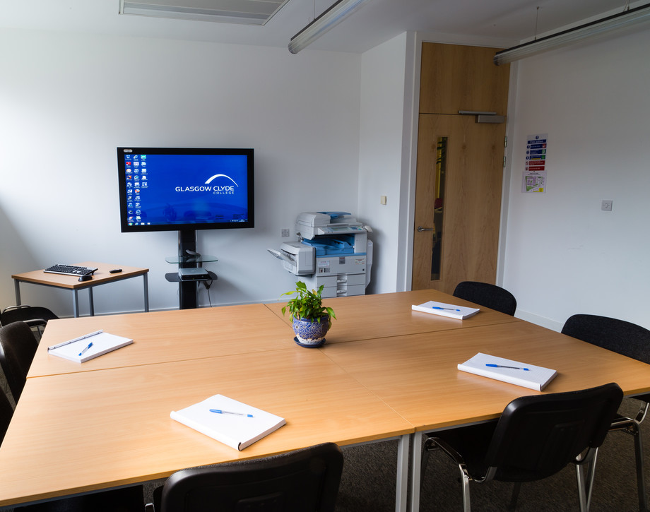 Anniesland Campus Small Meeting Room