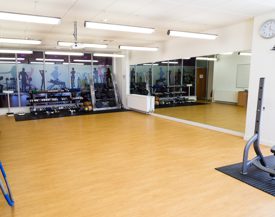 Conditioning/Exercise Room Langside Campus
