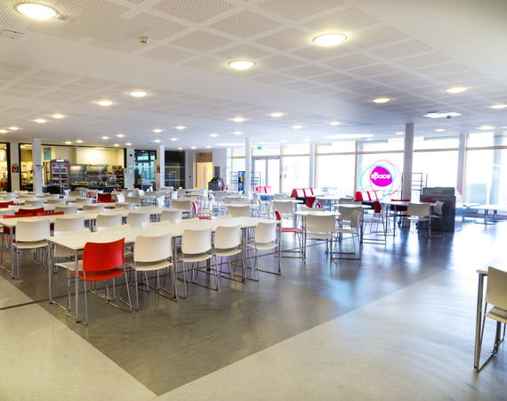 The Space At Anniesland Campus