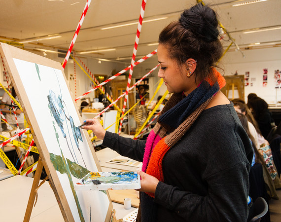 Art And Design College Courses Glasgow