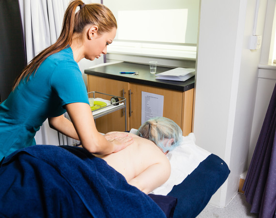 Complementary Therapies - Massage