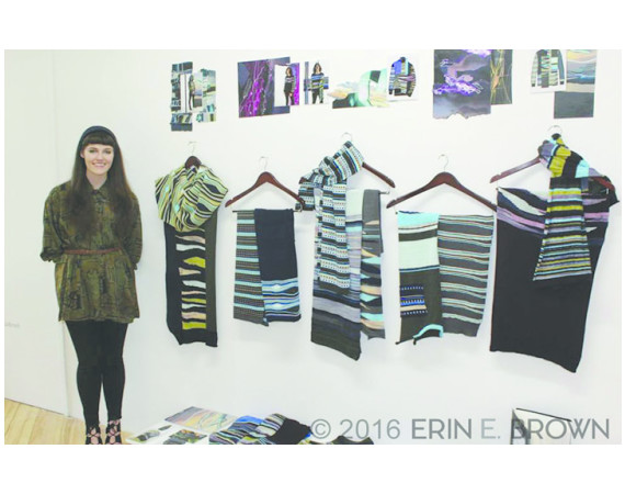 ERIN E BROWN graduate collection