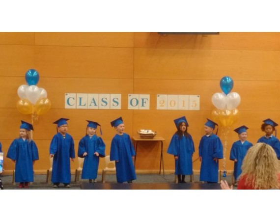 Treasure Trove Nursery Graduation 2015