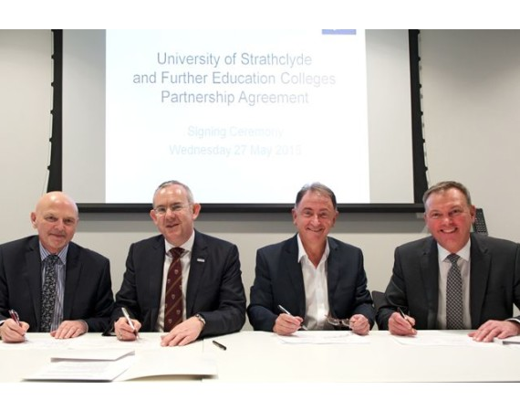 University of Strathclyde Partnership 2015