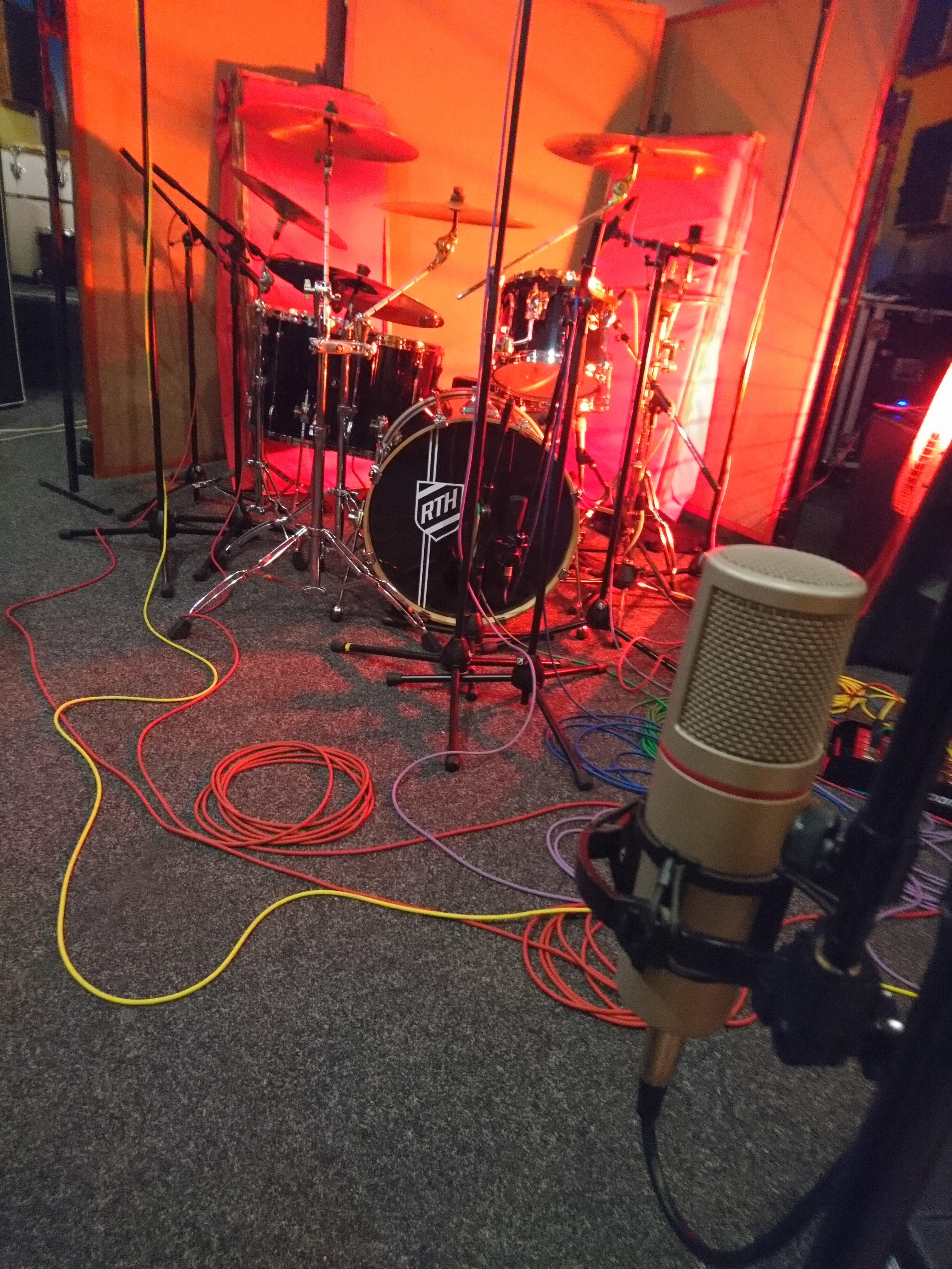 Sound Production Glasgow Clyde College Recording Studio Wiring We Make Use Of Our Own Extensive Facilities As Well A Commercial Where You Will Gain Hands On Experience And Have The Opportunity To