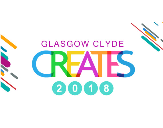 Glasgow Clyde Creates graphic