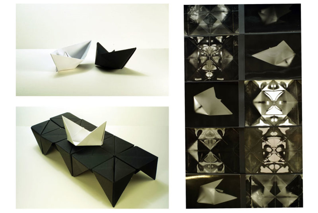 Graded unit   paper boats  development gallery