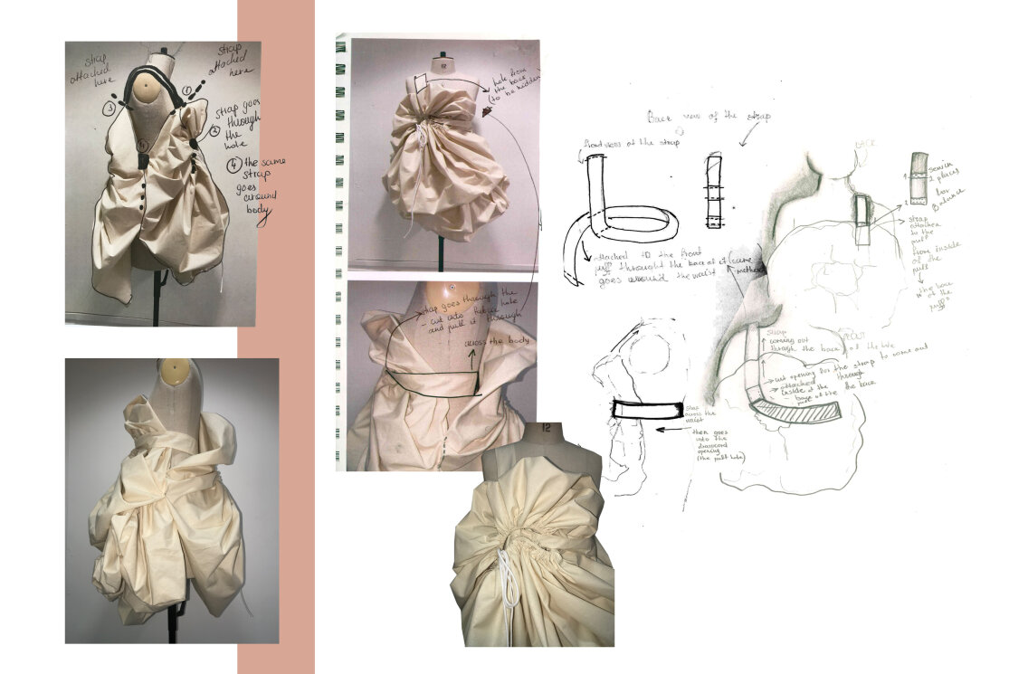 Hnd Fashion Design Glasgow Clyde College