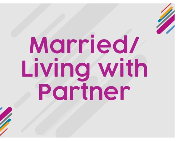 Married/Living with Partner