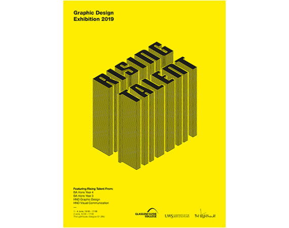 Graphic Design Exhibition poster