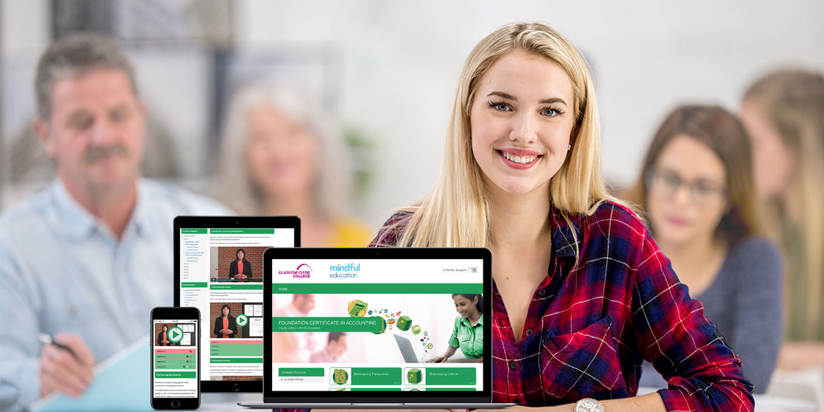 Web banner Online and On Campus page Glasgow Clyde Jul 2019 (VERSION 1)