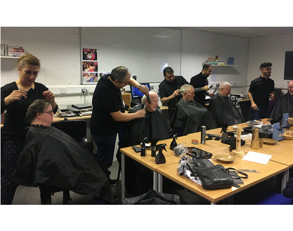 ESOL Transitions barbering